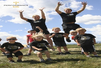 Post image for Performance Kids FALL Session in Bozeman!